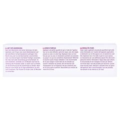 BloXaphte Oral Care Junior-Gel 15 Milliliter - Rückseite
