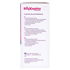 BloXaphte Oral Care Mundspülung 100 Milliliter - Rechte Seite