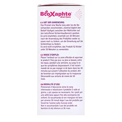 BloXaphte Oral Care Spray 20 Milliliter - Linke Seite