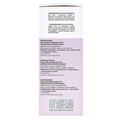 LIERAC Sébologie Keratolytische Lösung 100 Milliliter - Rechte Seite