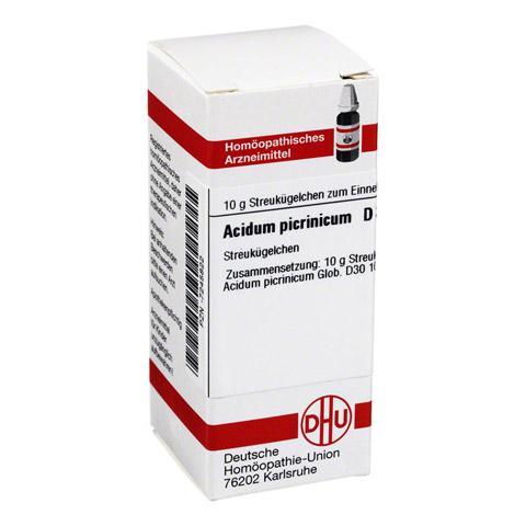 ACIDUM PICRINICUM D 30 Globuli 10 Gramm N1