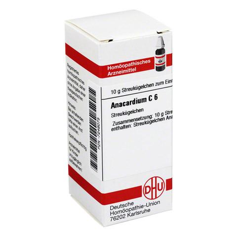 ANACARDIUM C 6 Globuli 10 Gramm N1