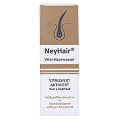NEYHAIR Vital-Haarwasser 200 Milliliter - Rückseite