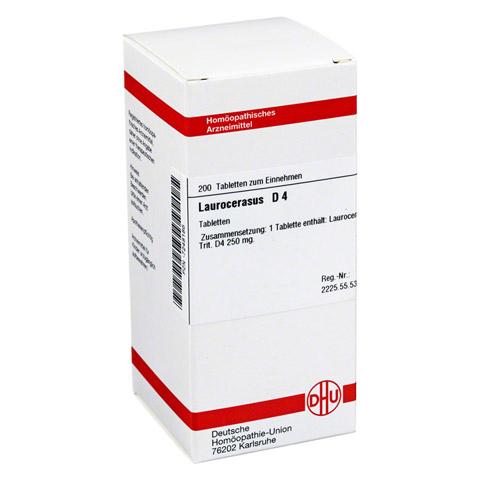 LAUROCERASUS D 4 Tabletten 200 Stück N2