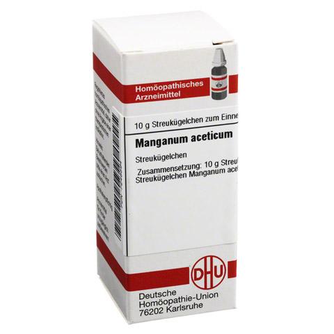 MANGANUM ACETICUM D 12 Globuli 10 Gramm N1