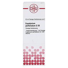 EUPATORIUM PERFOLIATUM D 30 Dilution 20 Milliliter N1 - Vorderseite
