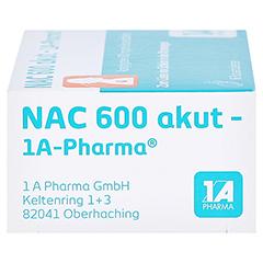 NAC 600 akut-1A Pharma 6 Stück - Linke Seite