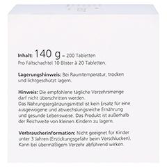 medpex Magnesium Dragees 40mg 200 Stück - Rechte Seite