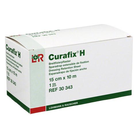 CURAFIX H Fixierpflaster 15 cmx10 m 1 Stück