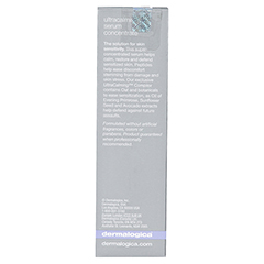 dermalogica UltraCalming Serum Concentrate 40 Milliliter - Rückseite