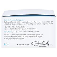 viliv h - gentle hyaluronic moisturiser 50 Milliliter - Rechte Seite