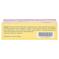 Calcium Verla Vital Filmtabletten 100 Stück - Unterseite