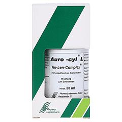 AURO CYL L Ho-Len-Complex Mischung 50 Milliliter N1 - Vorderseite