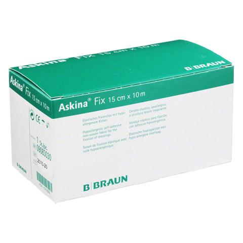 ASKINA Fix Fixiervlies 15 cmx10 m hypoallergen 1 Stück