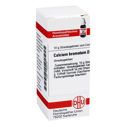 CALCIUM BROMATUM D 30 Globuli 10 Gramm N1