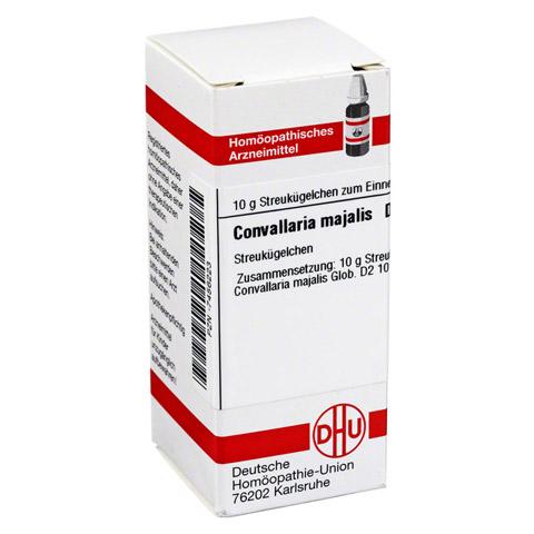 CONVALLARIA MAJALIS D 2 Globuli 10 Gramm N1