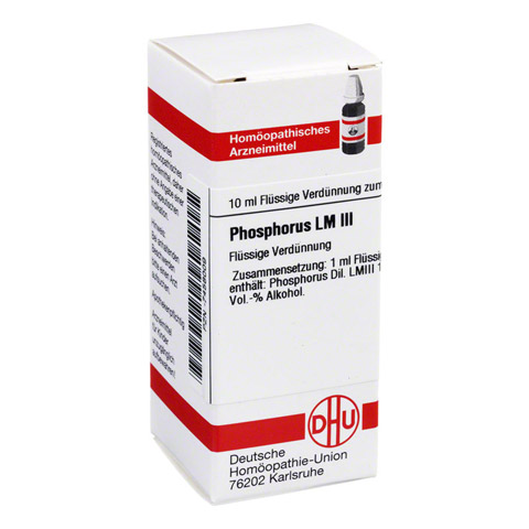 LM PHOSPHORUS III Dilution 10 Milliliter N1