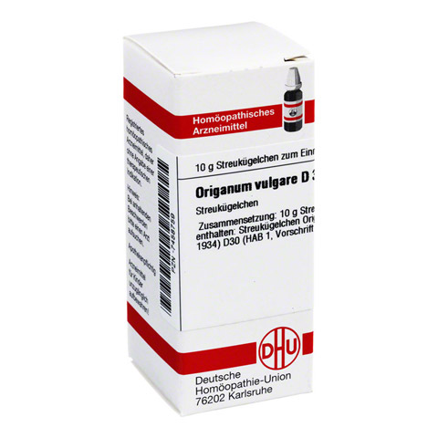 ORIGANUM VULGARE D 30 Globuli 10 Gramm N1