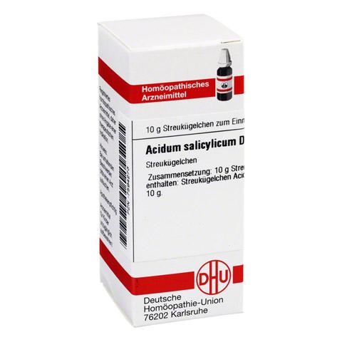 ACIDUM SALICYLICUM D 30 Globuli 10 Gramm N1
