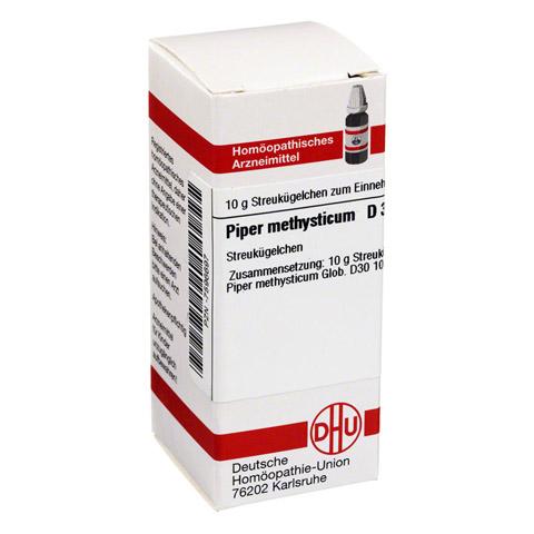 PIPER METHYSTICUM D 30 Globuli 10 Gramm N1