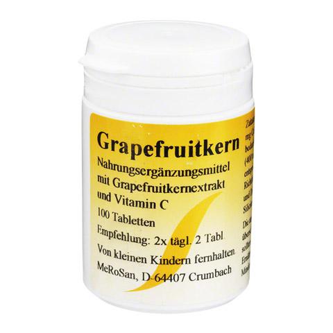 GRAPEFRUIT KERN Tabletten 100 Stück
