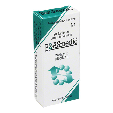 B2-ASmedic 20 Stück N1