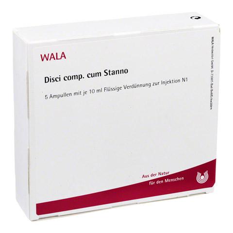 DISCI comp.cum Stanno Ampullen 5x10 Milliliter N1