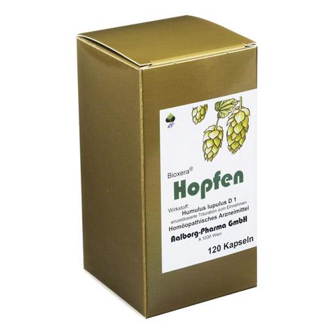 HOPFEN BIOXERA Kapseln 120 Stück N1