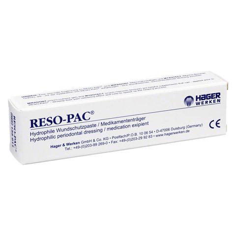 MIRADENT Zahnfleisch-Wundenschutz Reso-Pac 25 Gramm