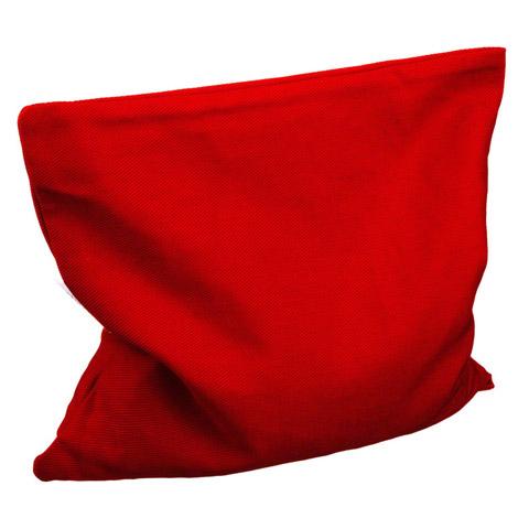 KIRSCHKERNKISSEN 22x22 cm rot 1 Stück