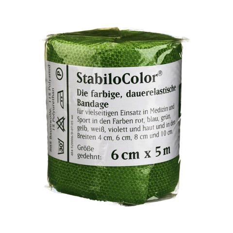 BORT StabiloColor Binde 6 cm grün 1 Stück