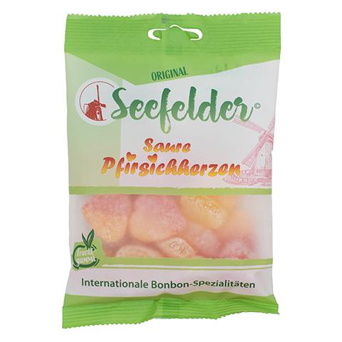 SEEFELDER saure Pfirsichherzen KDA 100 Gramm