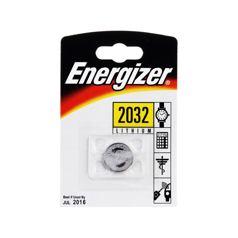 ENERGIZER Lithium CR2032 1 Stück