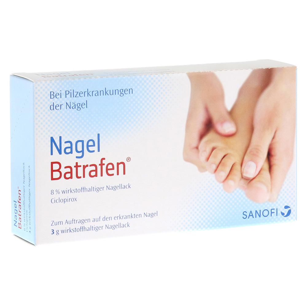 Nagel Batrafen 3 Gramm online bestellen - medpex Versandapotheke