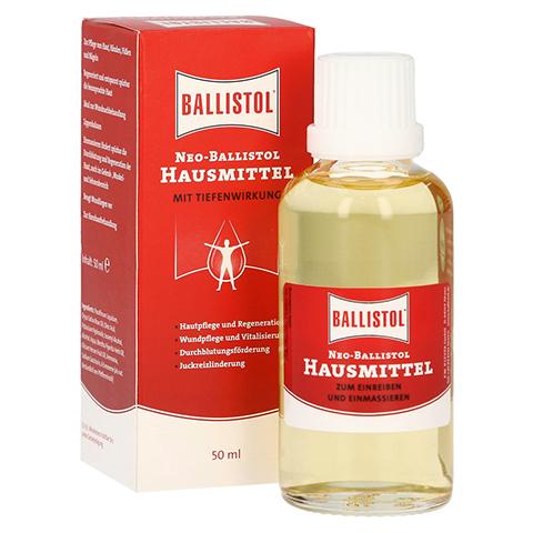 NEO Ballistol Hausmittel flüssig 50 Milliliter