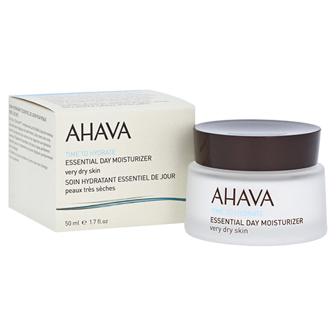 Ahava Essential Day Moisturizer sehr trockene Haut 50 Milliliter