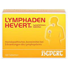 LYMPHADEN HEVERT Lymphdrüsen Tabletten 100 Stück N1 - Vorderseite