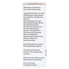 Mometason-ratiopharm Heuschnupfenspray 10 Gramm - Rechte Seite
