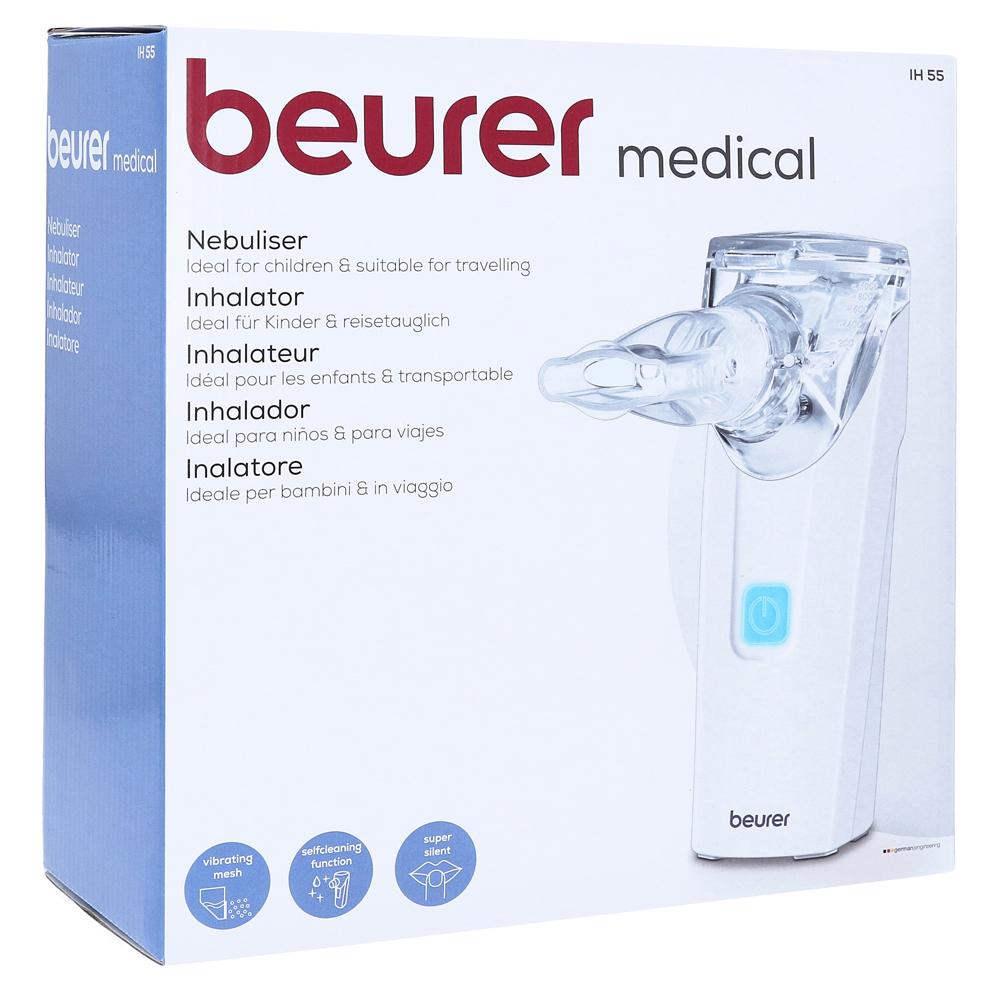 beurer-ih55-inhalator-obere-u-untere-atemwege-1-stuck, 79.99 EUR @ medpex-de