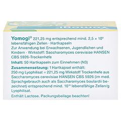 Yomogi 50 Stück N3 - Oberseite