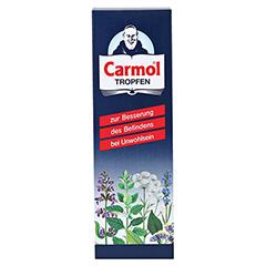 CARMOL Tropfen 160 Milliliter - Vorderseite