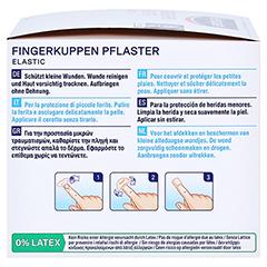Hansaplast Elastic Fingerkuppenpflaster 50 Stück - Linke Seite