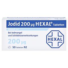 Jodid 200µg HEXAL 50 Stück N2 - Vorderseite
