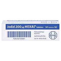 Jodid 200µg HEXAL 50 Stück N2 - Unterseite