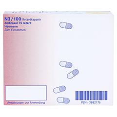 Ambroxol 75 retard Heumann 100 Stück N3 - Oberseite