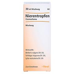 NIERENTROPFEN Cosmochema 30 Milliliter N1 - Vorderseite