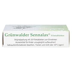 Grünwalder Sennalax 30 Stück - Unterseite