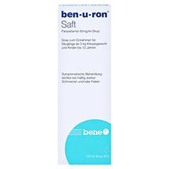 Ben-u-ron Saft 100 Milliliter N1 - Vorderseite