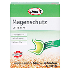 LINUSIT Magenschutz Kerne 12x10 Gramm - Vorderseite