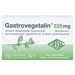 Gastrovegetalin 225mg 20 Stück N1 - Vorderseite